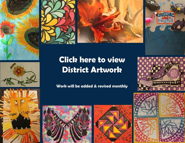 District Artwork Collage