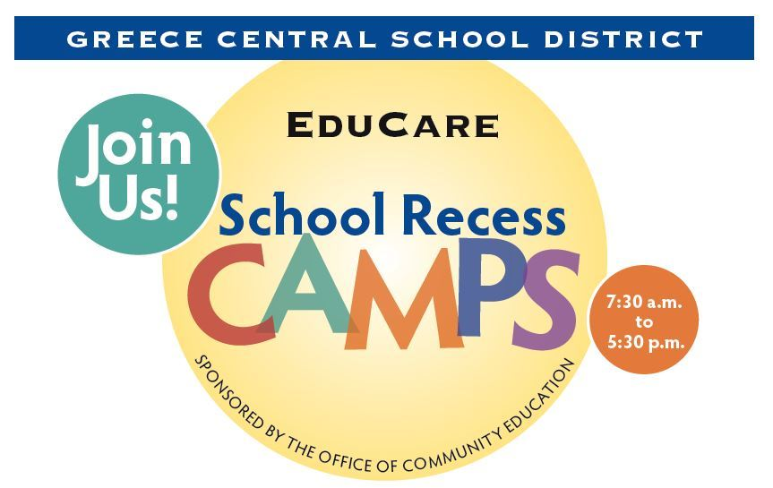 Logo for the EduCare School Recess Camps