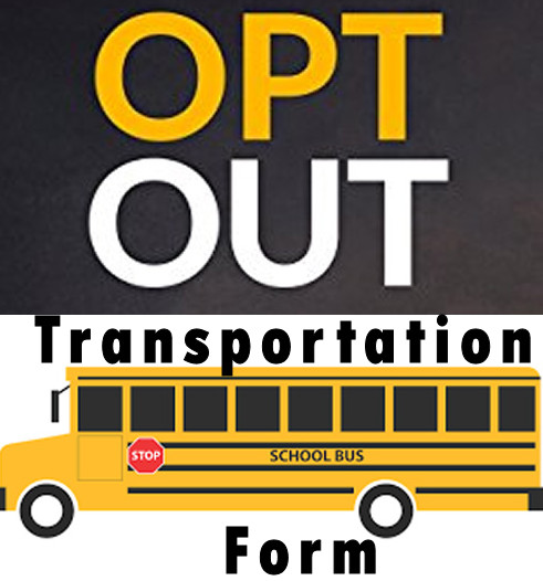 Greece Central Transportation Opt-Out Form for Grades 9- 12