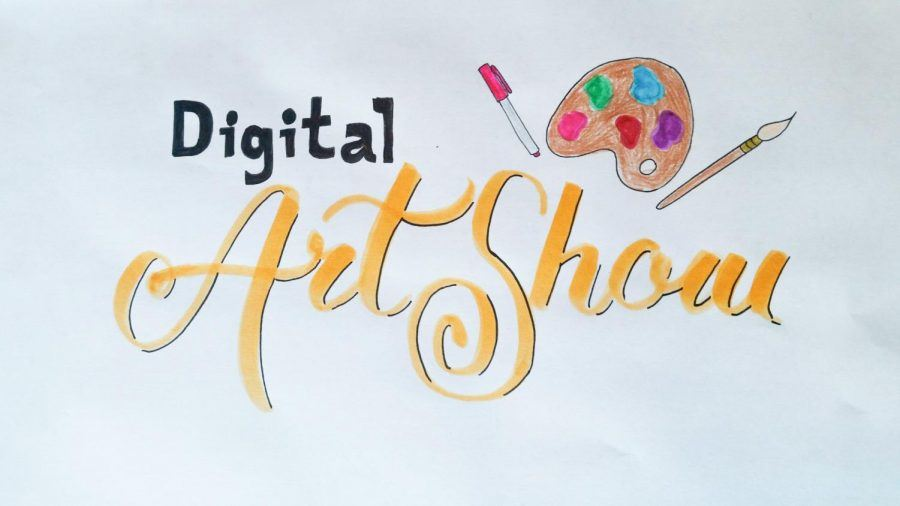 Digital Art Show logo